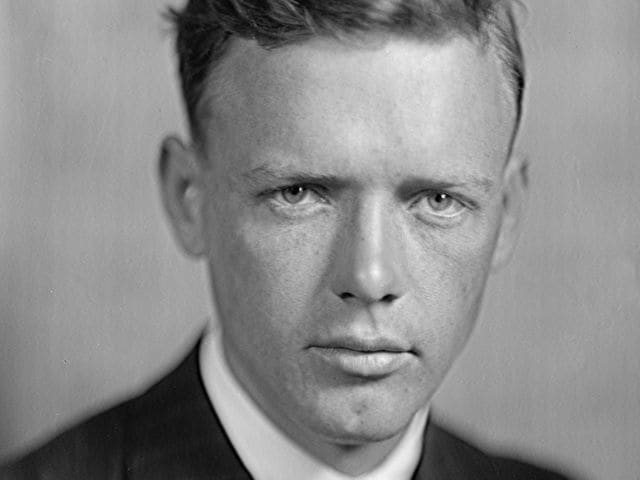 Who was Charles Lindbergh?