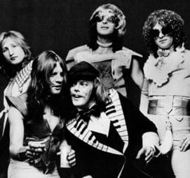 """All the Young Dudes"" by Mott the Hoople"