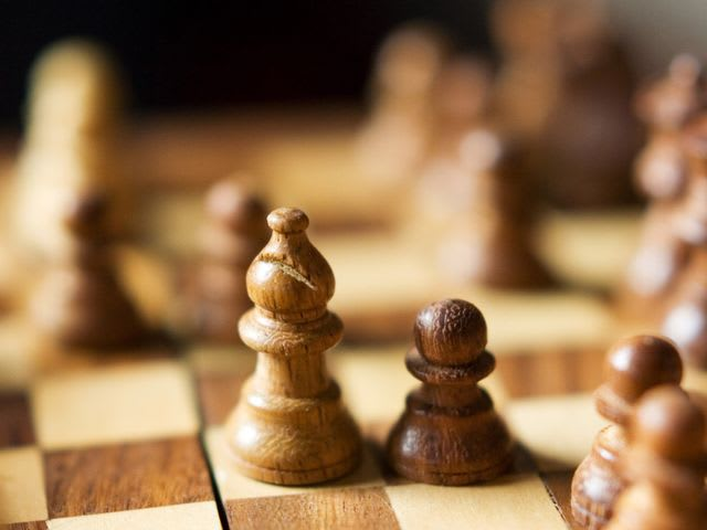 Choose your favorite chessboard to begin your game on.