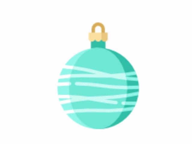 This ornament is missing stars!