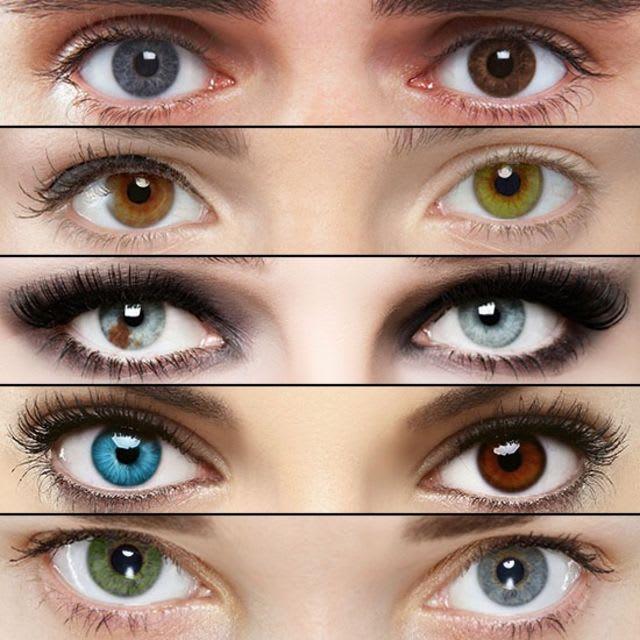 украшать в пары с одинаковым цветом глаз гибель нам
