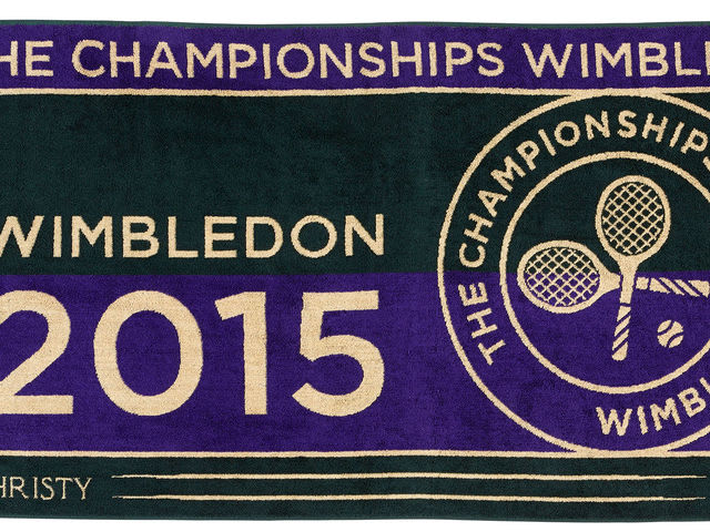What was the most sold souvenir at the Wimbledon Shop?