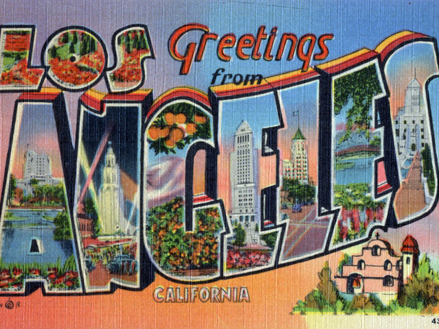Sacramento is the capital of California, not LA!