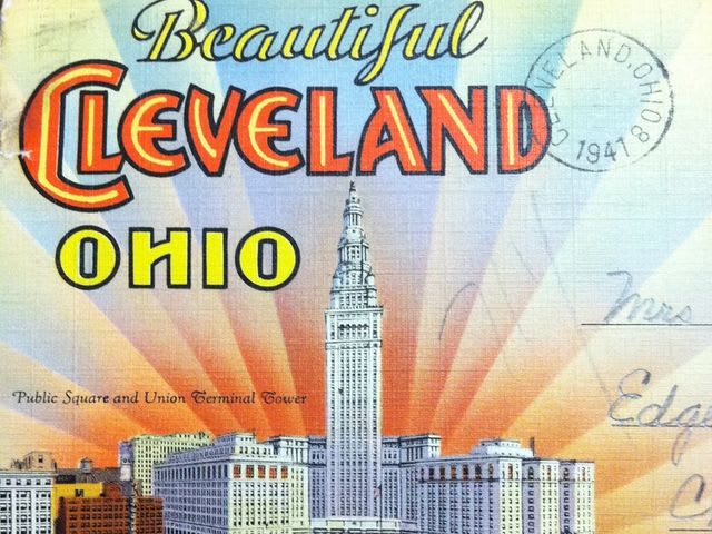 Columbus is Ohio's capital, not Cleveland!