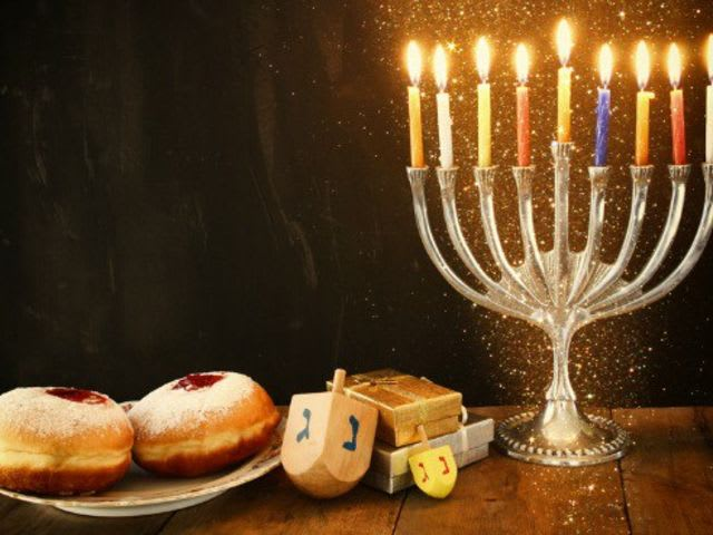 How do you usually spend Hannukkah?