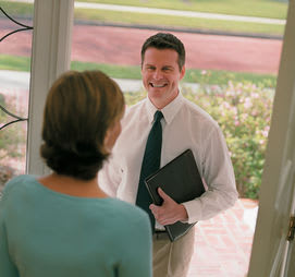 Door-to-door Salesmen