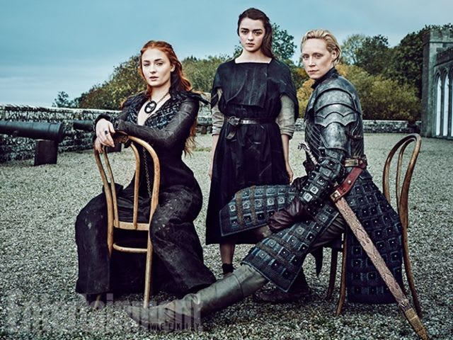 What is a woman's standing in society in Game of Thrones?