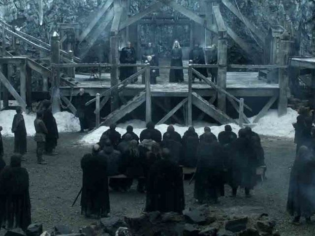 What is the role of the Night's Watch?