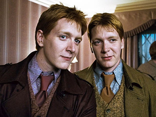 Fred Weasley's code name on Potterwatch was Pimpernel.