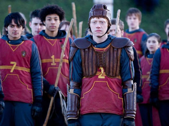 There are 1,011 possible fouls you can commit in Quidditch.