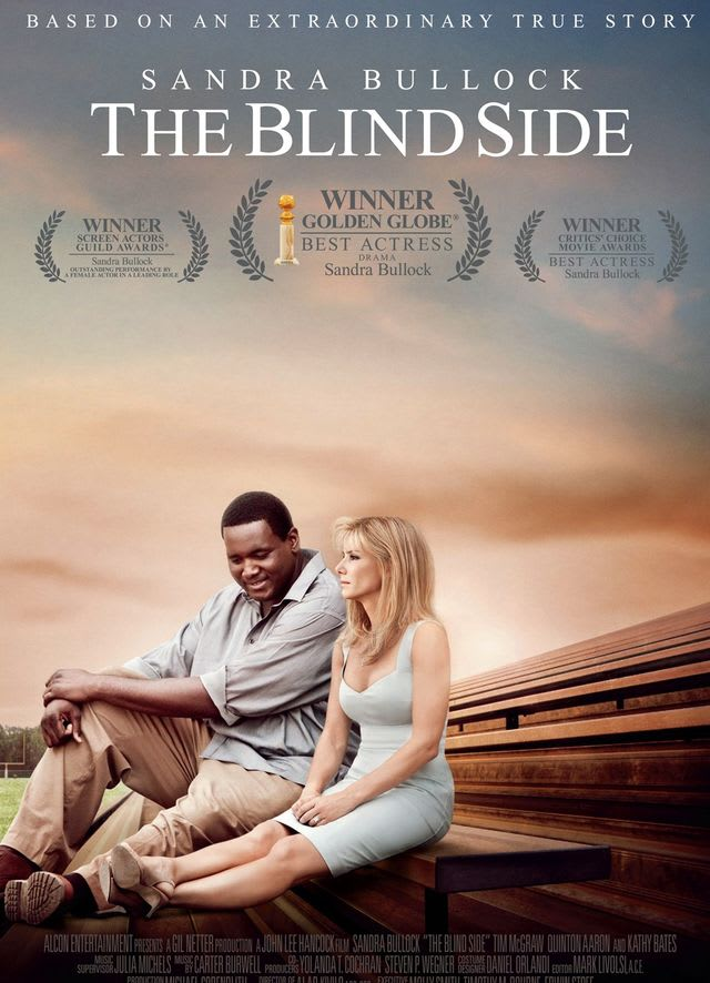 critical review of the blind side