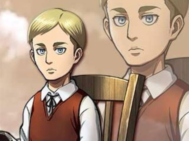What nickname was given to Erwin when he was a child?