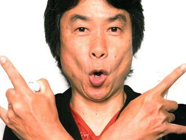 shigeru miyamoto bilaketarekin bat datozen irudiak