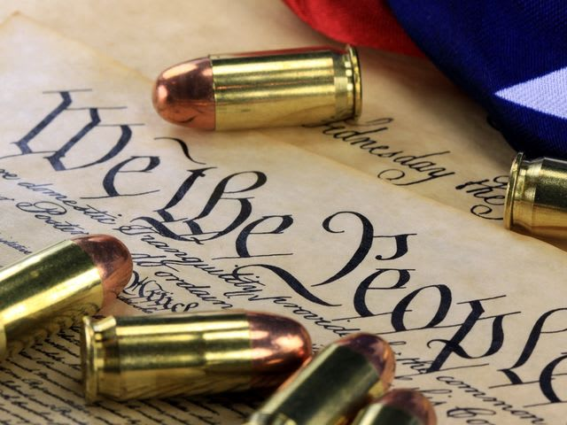 an analysis of the necessitiy of guns and the issue of the second amendment