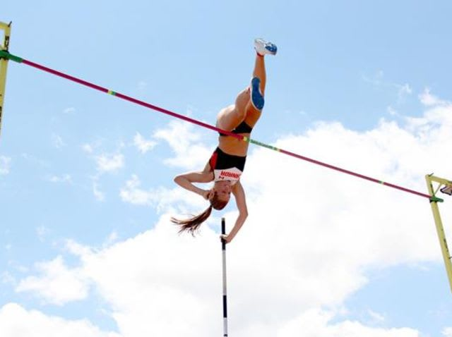 Answer: The sport of Pole Vaulting!