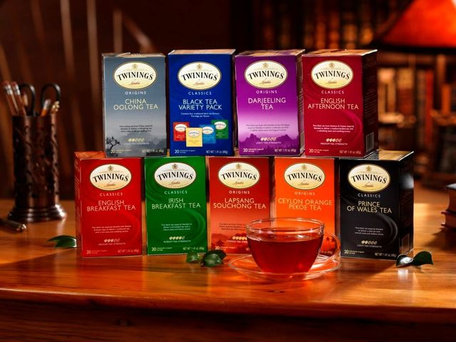 Based in Andover, Hampshire, Twinings is owned by Associated British Foods, the multinational that also owns Primark