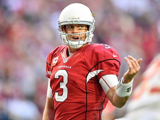 Did Carson Palmer make it to a Conference Championship?
