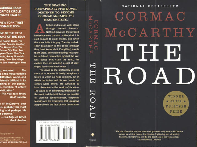 a review of the novel on the road