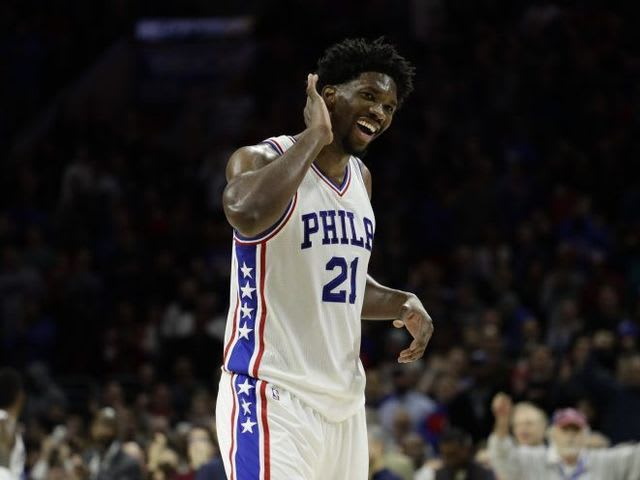 What NBA star did Embiid recently get into a Twitter spat with?