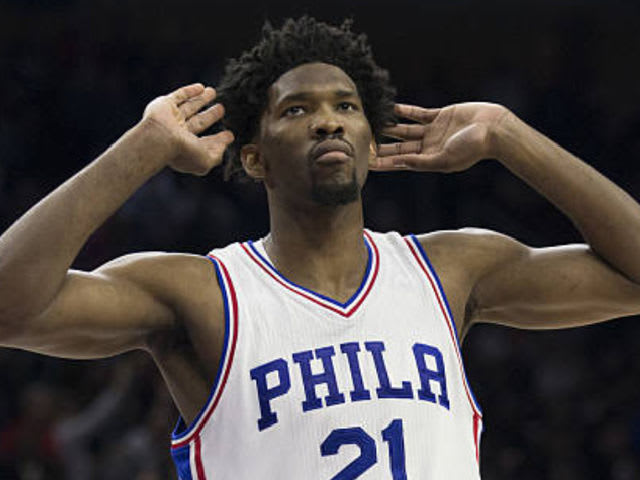Where was Embiid born?