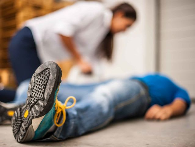 The medical term for fainting is spelled: