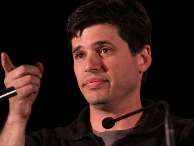Max Brooks wrote World War Z. Fun fact: his dad is legendary comedic filmmaker Mel Brooks.
