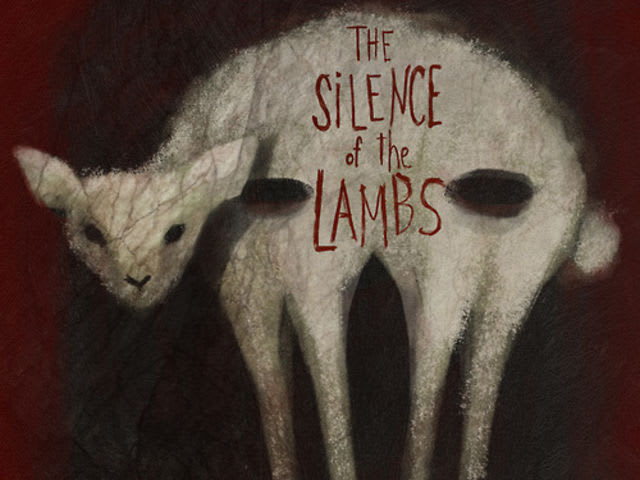 Who wrote The Silence of the Lambs?