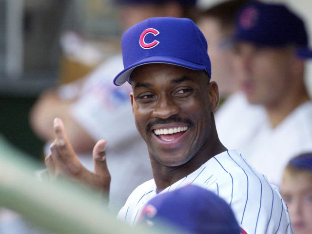 McGriff played with the Cubs from 2001-02