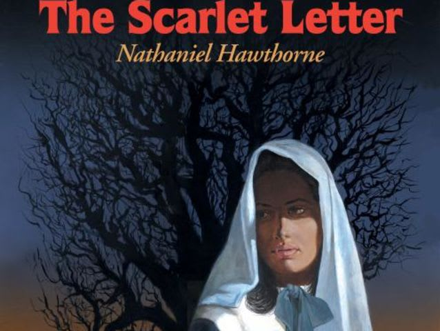 witches in the scarlet letter