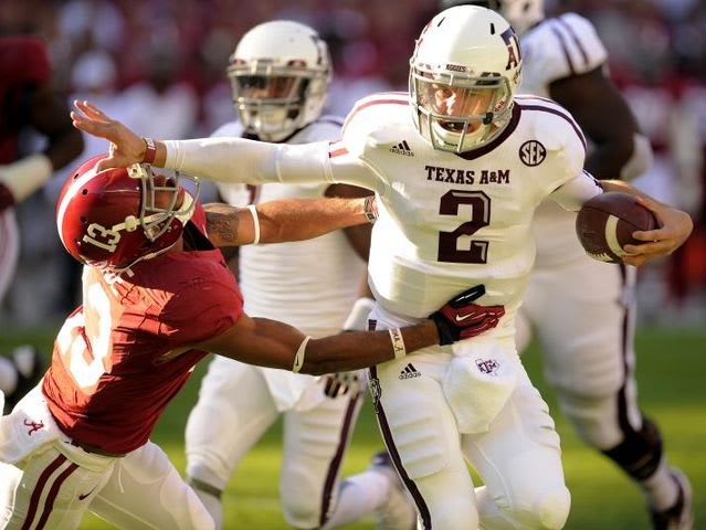 This Bama team's only lose was to the Johnny Manziel led Texas A&M: