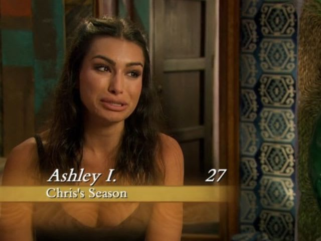 Why is this Bachelor contestant crying?