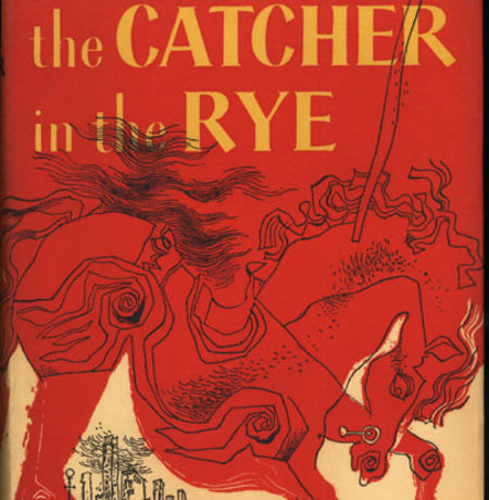 sallingers catcher in the rye is a suitable book for teens