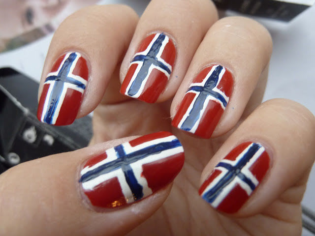 Norway nail art?
