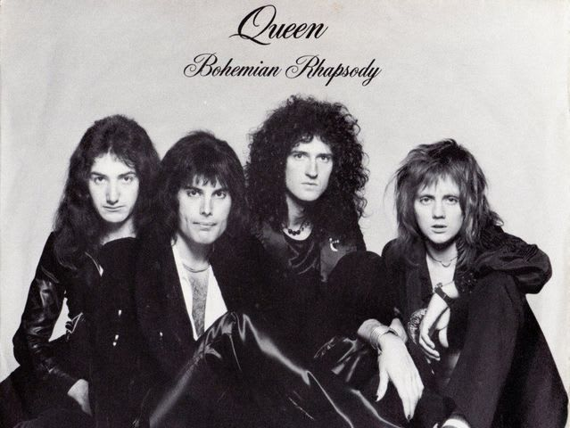 Bohemian Rhapsody by Queen