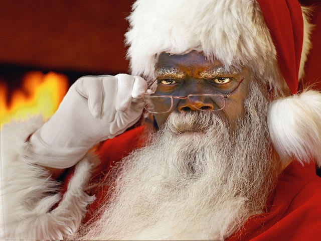 Who is this Santa Claus?