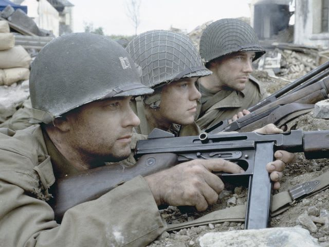 an analysis of the techniques used in steven spielbergs 1998 film saving private ryan Analysis of film saving private ryan the opening sequence of saving private ryan in the 1998 movie directed by steven spielberg about the.