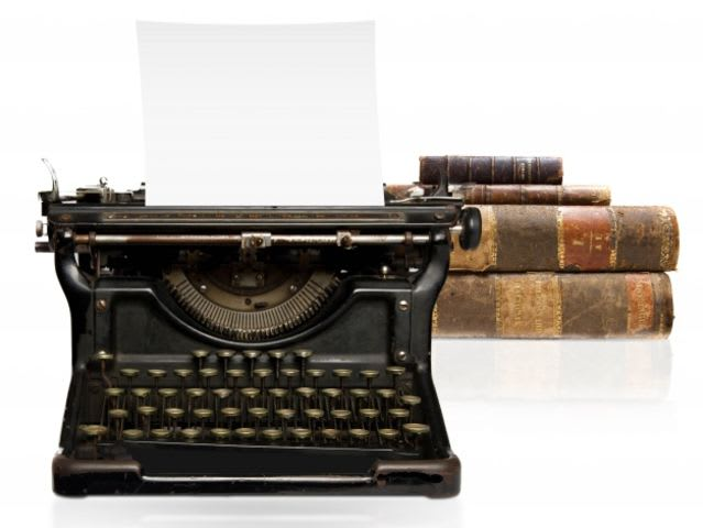14. What was the first novel to be written on a typewriter?