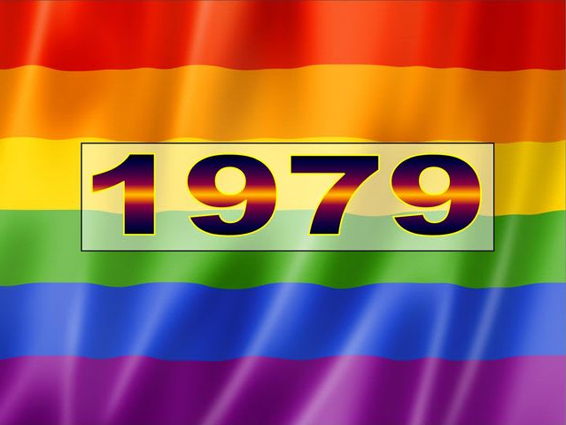 It was changed to 7-stripe between '78 and '79 due to hot-pink fabric being unavailable and then was changed to 6 colours in 1979 and has remained that way since. the Pride flag is almost instantly recognised as a symbol of the LGBT community