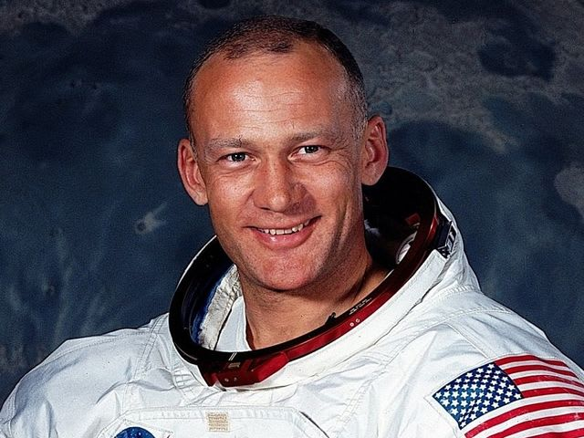 Buzz Aldrin was the first man to pee on the moon.