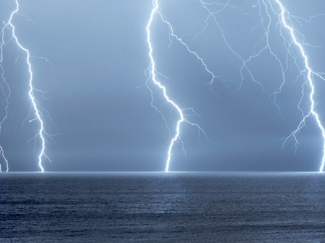 A U.S. Park Ranger holds the record for being struck by lightning seven times and surviving it.