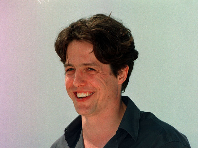 Hugh Grant spielte den Herzensbrecher William, der in dem Film, die Hollywood-Stars Anna und Julia Roberts datete.