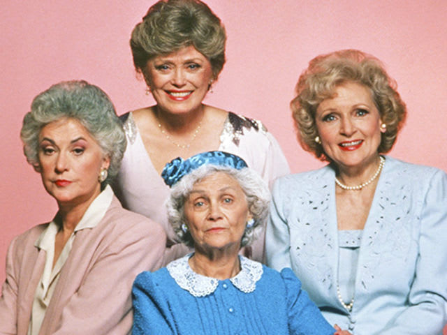 "Golden Girls: ""Traveled down the road and back again / Your heart is true, you're a pal and ___"""