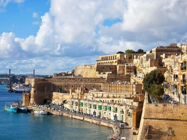 On which continent will you find Malta?