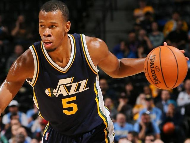 What team did Rodney Hood get traded to?