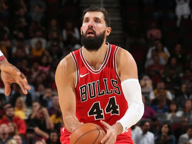 What team did Nikola Mirotic get traded to?