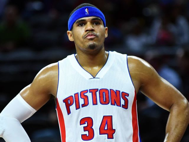 What team did Tobias Harris get traded to?