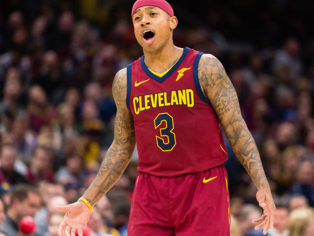 What team did Isaiah Thomas get traded to?