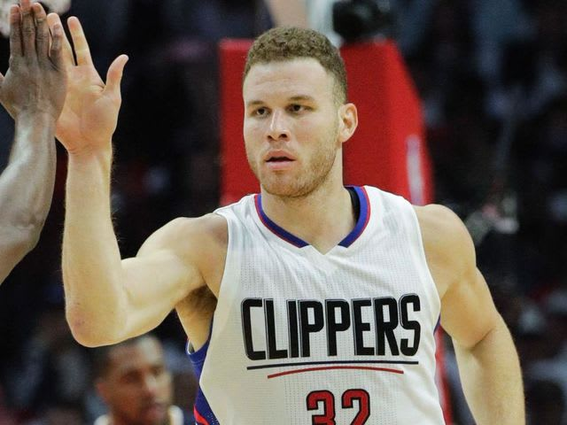 What team did Blake Griffin get traded to?