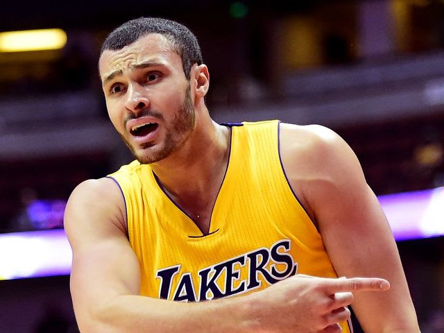 What team did Larry Nance Jr get traded to?