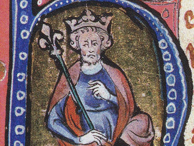 By the time of his death in 1035, Cnut the Great was the king of three countries. Which were they?